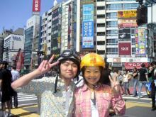 050503渋谷にて