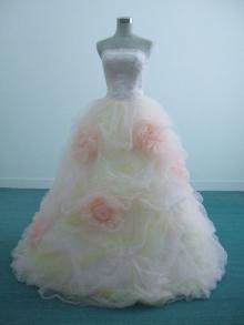 愛らしいドレス