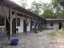 キリグアの宿概観