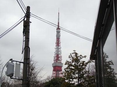 【たんぽぽの惑星】-東京タワー