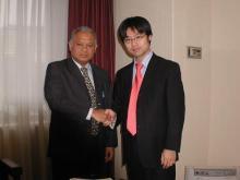 インドネシア プルノモエネルギー大臣