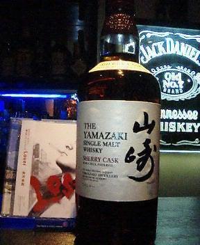 銀座Bar ZEPマスターの独り言-山崎シェリーカスク