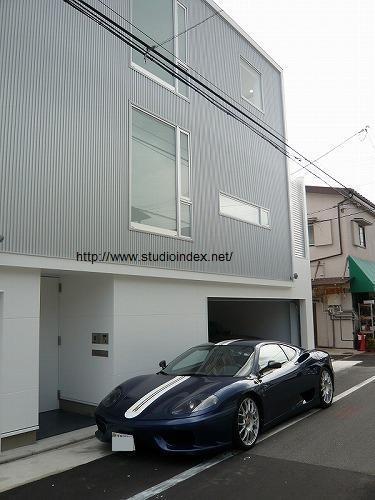 ビルトインガレージ 神戸 大阪