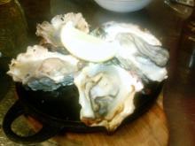 焼き牡蠣②