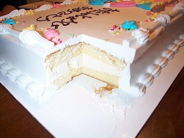 コストコ バースデー ケーキ