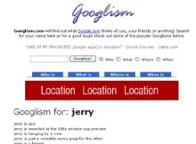 googlism