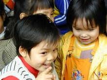ベトナムの子ども1