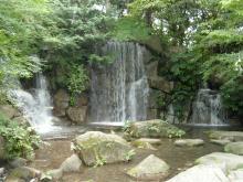 郷土の森ー滝