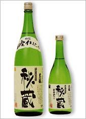 東龍 特別本醸造 秘蔵 山廃仕込み