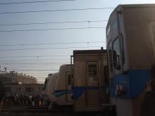 続 東京百景(BETA version)-#012 東西線@深川車両基地