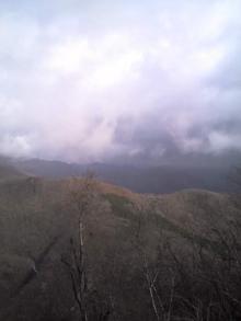 滝見台の左