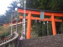 熊野那智大社一の鳥居