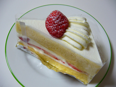 ぽけっと_ショートケーキ