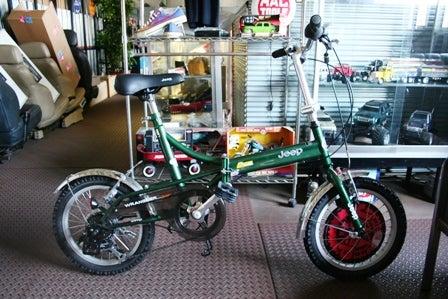 自転車の 自転車 ジープ : ジープブランドということも ...