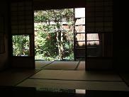 杉の井 外を眺めて@石川県金沢市