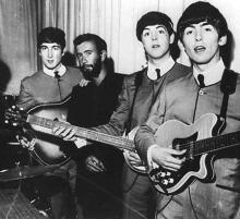 ジョージのギター
