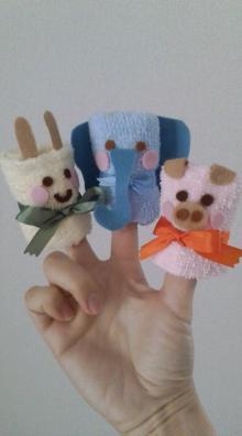 anys toys~エニィズ・トイズ~-タオルくんたち