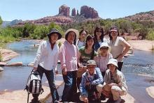 peace and joy workshop が愛する人達と一緒にサイちゃん旅行記-セドナTOP