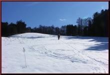 ロフトで綴る山と山スキー-二本目の登り