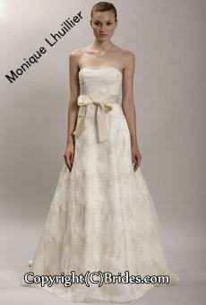 ドレスコレクション☆Monique Lhuillier 3