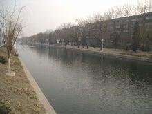 氷の溶けた衛津河