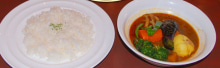 cahaya-野菜カレー