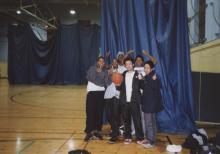 バスケ指導者「Chikahiro Nagata」ブログ-UCLA体育館