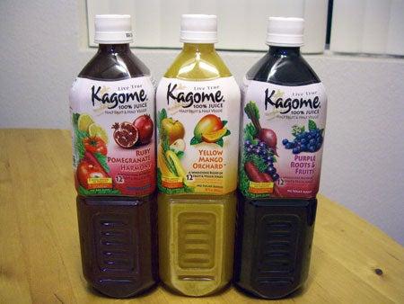 カゴメの野菜ジュース、アメリカでも大流行!? | Campbell, CA ...