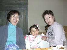 おばあちゃんとばばちゃん