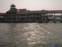 スノーキーのブログ-ペナン島港