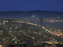 a night view from Twin Peaks2