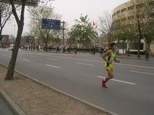 天津国際マラソンランナー