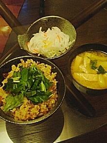 秋刀魚炊き込み御飯