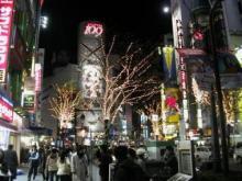 クリスマス 渋谷