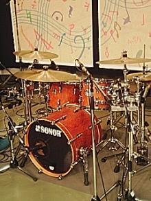 my drumset