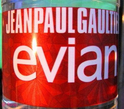 ∞最前線 通信-evian x jean paul GAULTIER