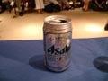 本番中ビール