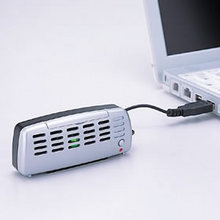 USBイオン発生器