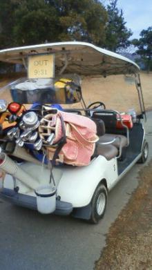 Jeanne's Blog-ジャンヌの日記-golfcart