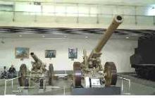 靖国・遊就館 大砲 2007.11.03