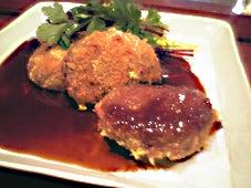 牛フィレ肉わさび風カツレツ