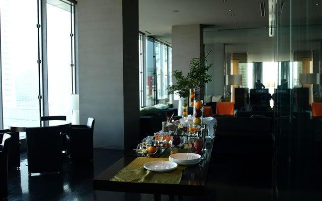 Sky 三井ガーデンホテル銀座 レストラン スカイ