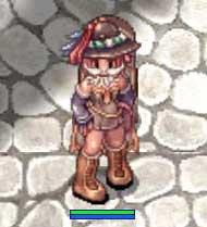使道の帽子1