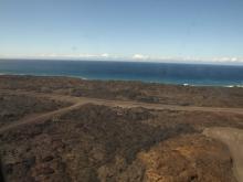 ハワイ島到着コナ空港