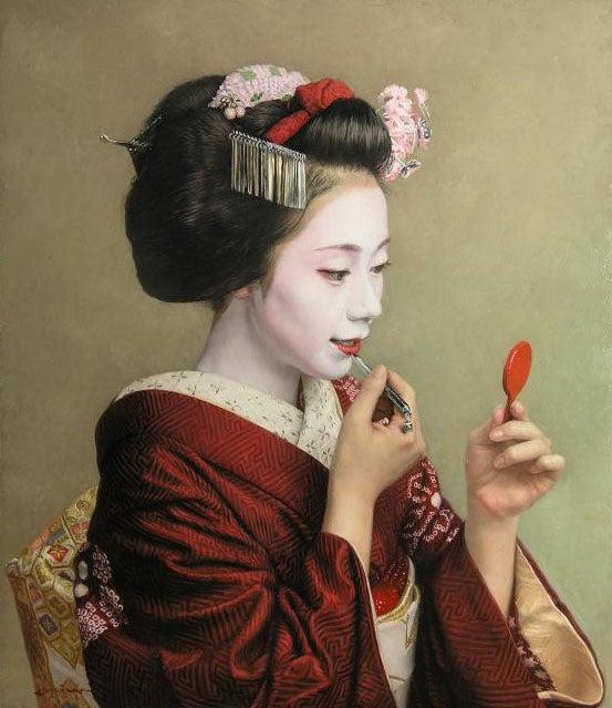 ハスキルが好き 画家中上誠章のブログ-64
