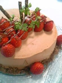 夫の誕生日にケーキ作ったの初めて