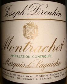 Montrachet Joseph Drouhin 1986_002