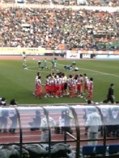 高校サッカー決勝⑤