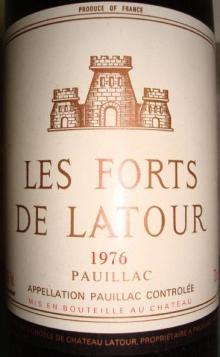 Les Forts De Latour 1976