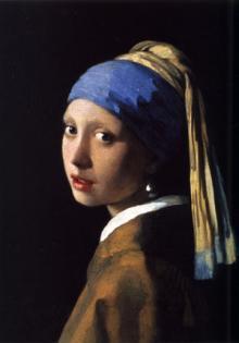 真珠の耳飾りの女